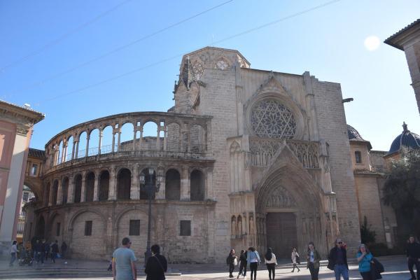 basilica de la mare de deu dels desemparats valencia spanien aida familien kreuzfahrt
