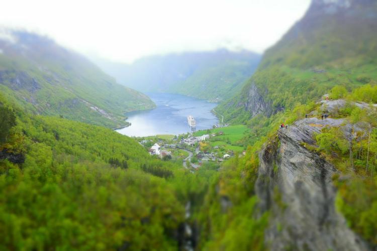 blogparade kreuzfahrt msc sinfonia geirangerfjord norwegen