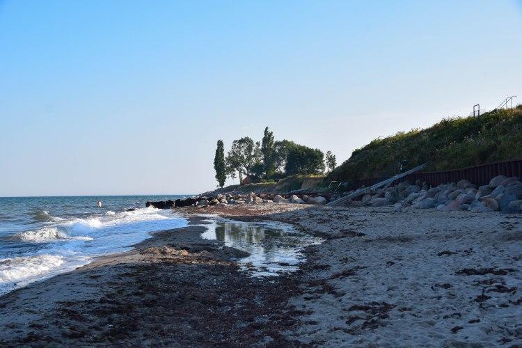 steilküste dahme ostsee schleswig holstein