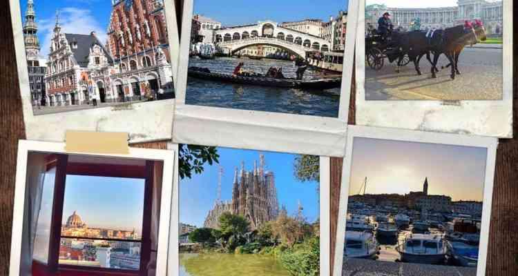 Stadtereisen Europa Städtetrips Kurzurlaub Kurzreisen Wochenendtrip