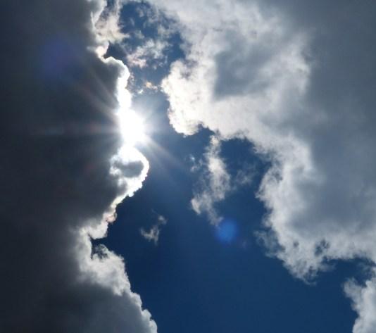 Himmel in der Steiermark
