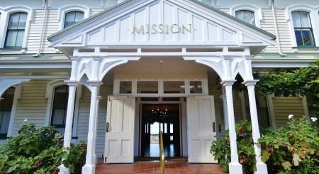 The Mission, Napier