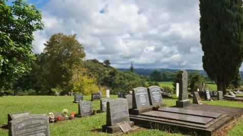 Te Waimate Churchyard