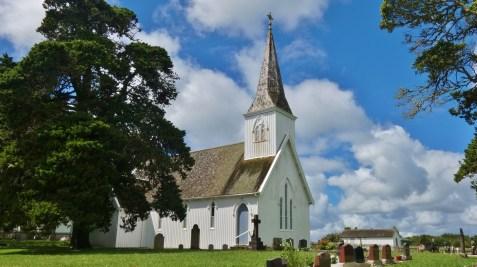 Te Waimate Church