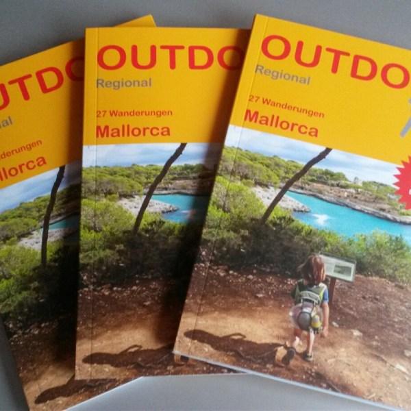 Outdoor Regional: 27 Wanderungen Mallorca