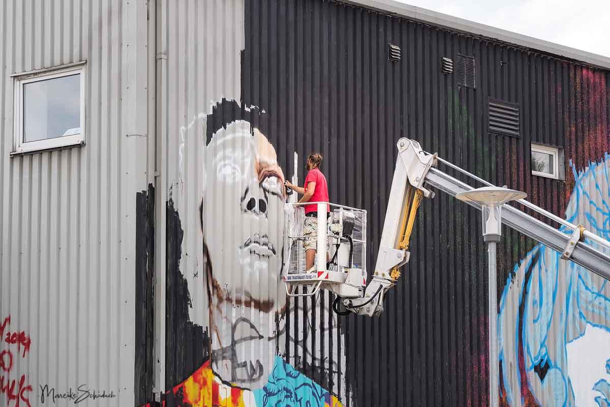 Street Art RAW-Gelände