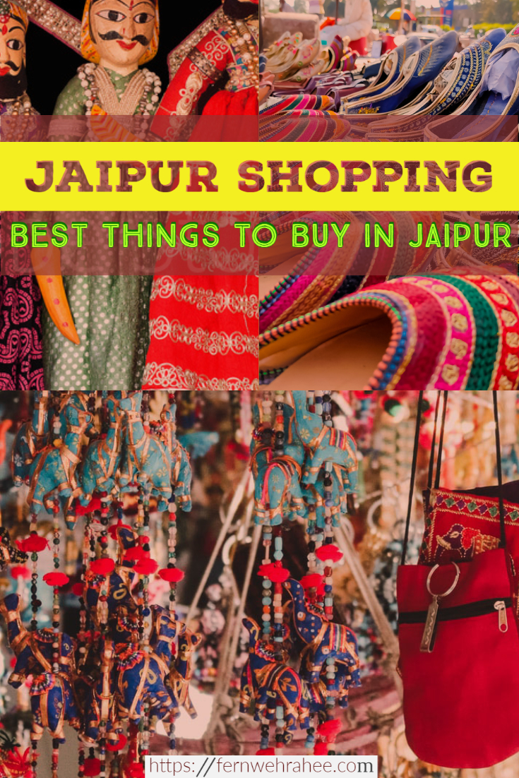 Best things to buy in Jaipur and best Jaipur shopping Places for jewelry,dresses,handbags etc #jaipurshopping #jaipurmarkets #jaipurtravel