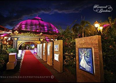 Fernwood Gardens Wedding Venue Garden Events Venue In The Philippines Wedding Garden Venue In