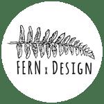 Logo FERNxDesign