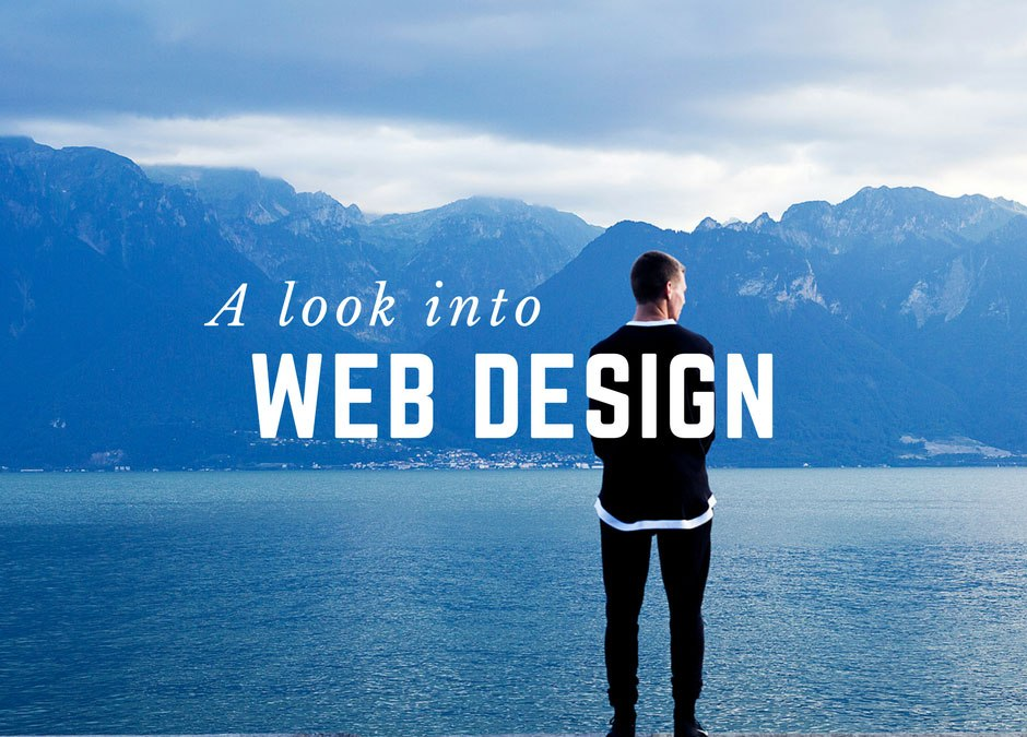 "So, what does ""web design"" mean ?"
