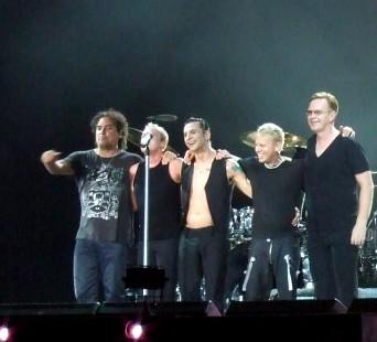 Depeche Mode együttes!