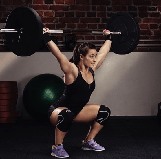 Camille Leblanc-Bazinet's tips on how to improve your squat technique