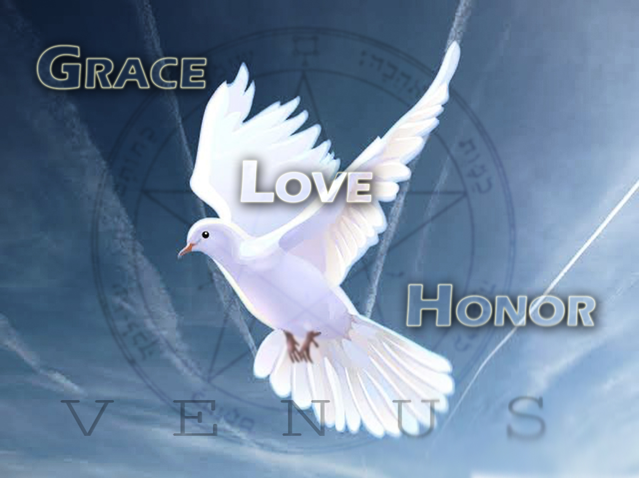 Read more about the article To Obtain Grace, Honor and Love.