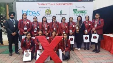Photo of टैड एक्स में डीसीएम के विद्यार्थियों ने जाने जीवन में सफलता हासिल करने के गुर