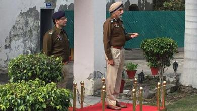 Hardyal Singh Mann assumes charge as DIG Ferozepur