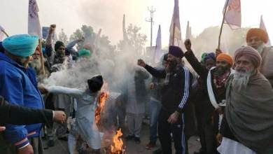 Photo of Thousands of farmers supported Bharat Bandh call