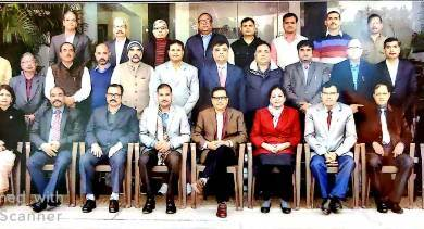 Photo of 5-days DTS Course for Central and State administrative officers held at Jaipur