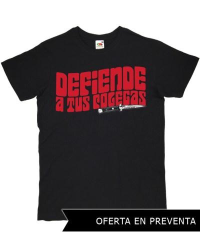 Camiseta-Quinqui-Sound-Defiende-A-Tus-Colegas-negra-preventa