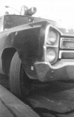 Nickel Fare: cop car of the seventies