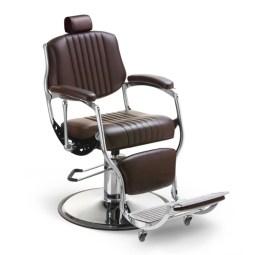 Cadeira de barbeiro Sheik