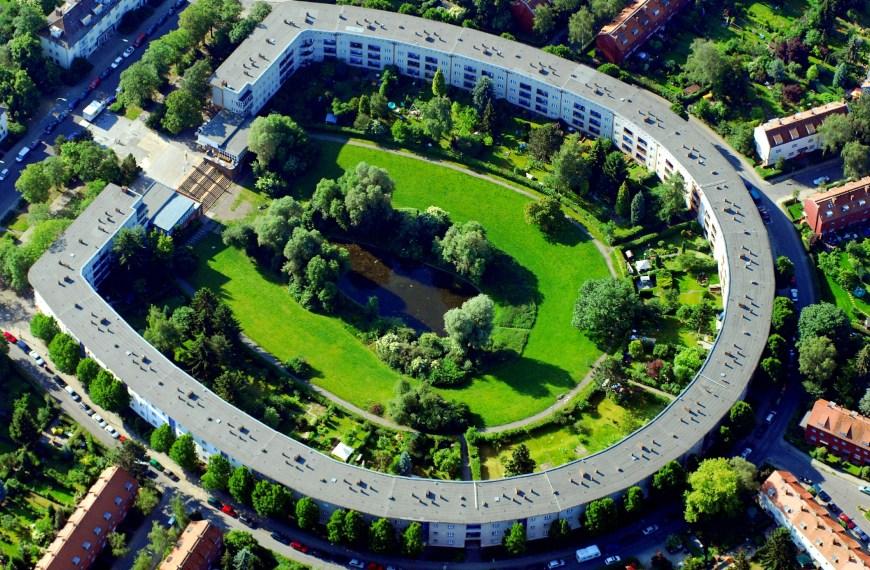 6 Siedlungen der Berliner Moderne | Teil 1 Falkenberg – Schillerpark – Britz