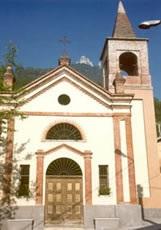 La settecentesca cappella di San Rocco utilizzata come centro culturale