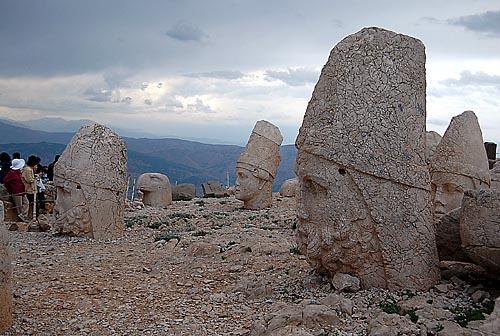 Mount Nemrut (Nemrut Dagi). Photo by FerrellJenkins.