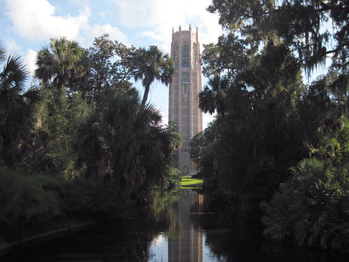 Bok Tower Gardens, Lake Wales, FL. Photo by Ferrell Jenkins.