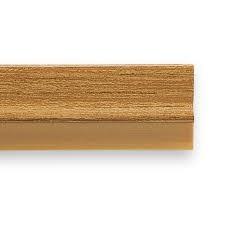 burlete adhesivo 100 cm pvc madera clara