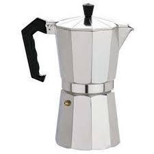 cafetera aluminio eneide 9 tazas