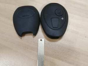 carcasa mando rover 75 2 botones mod fijo