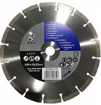 disco corte diamante 230mm