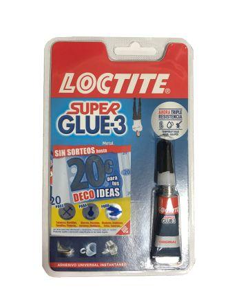loctite super glue 3gr