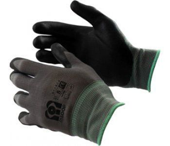 guantes poliester y foam nitrilo