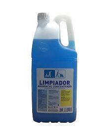 limpiador amoniacal concentrado