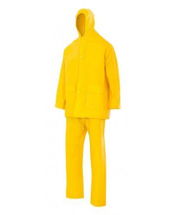 traje de lluvia dos piezas