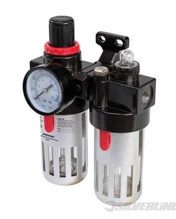 filtro regulador y lubricador