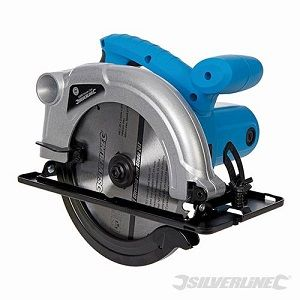 sierra circular 185mm