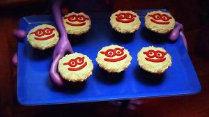 Be my pal cupcakes (faces)