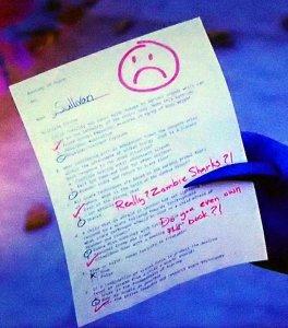 Sully's grade