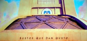 Sustos que dan gusto - We scare because we care
