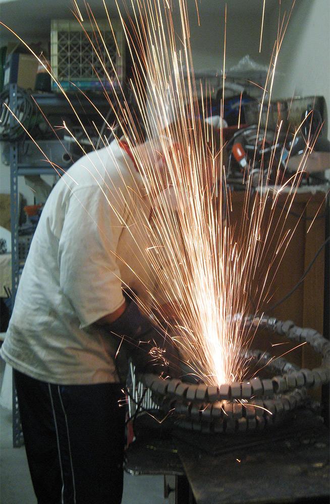 Barry welding