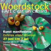 Woerdstock the Dance <br /> kunst & muziek