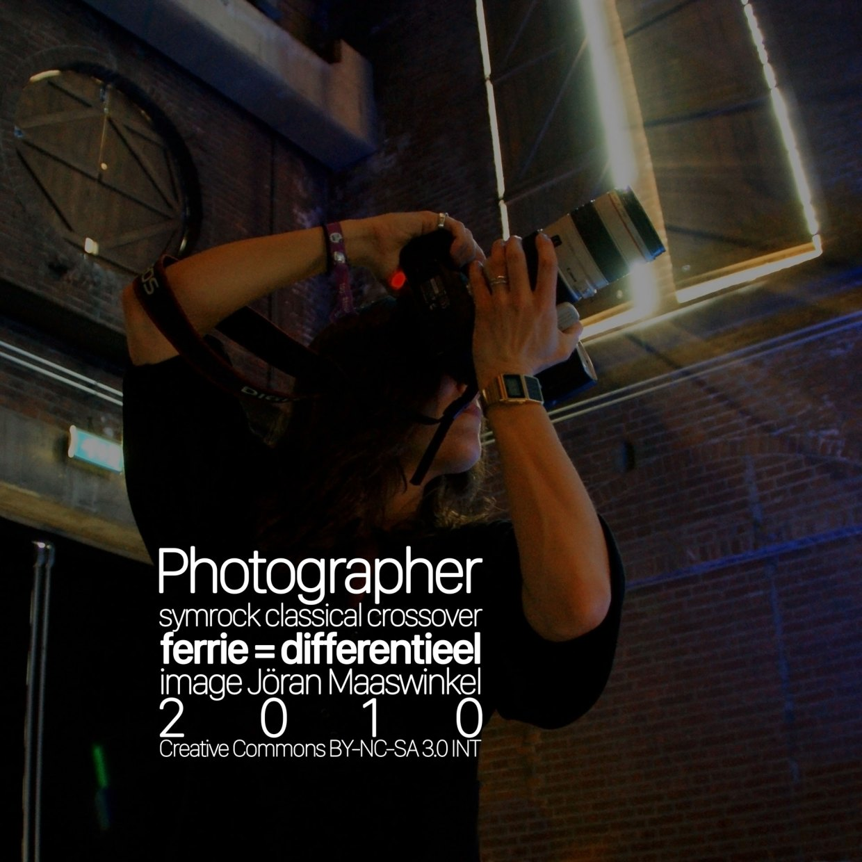 Photographer cover