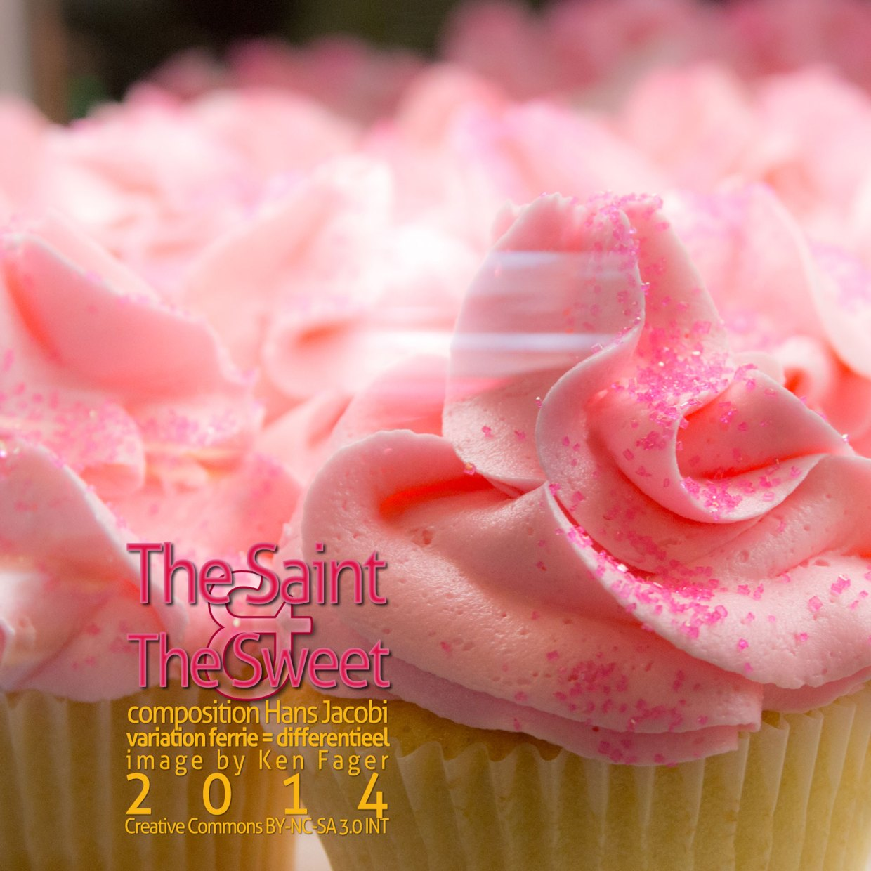 The Saint & The Sweet cover