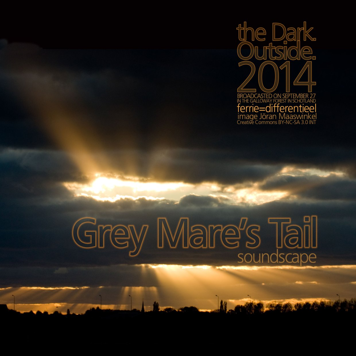 The Dark Outside cover