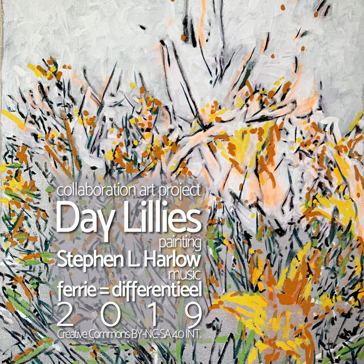 Day Lillies cover