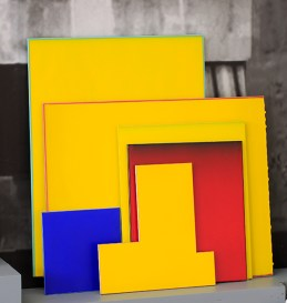 "Robert Silverman, ""Tirana (inspired by Rana) detail, 2015, 15 x 10'."