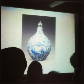 Robin Best's presentation at Harvard Ceramics, July 2013