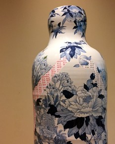 """Sin-ying Ho work in """"The Potter's Tale"""" at Mount Holyoke College Art Museum"""